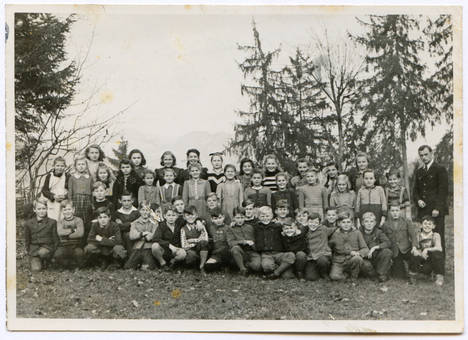Berchtesgaden Schulklasse