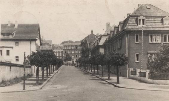 In der Borsigstraße