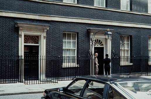 Downing Street No. 10