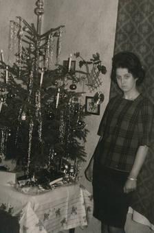 Weihnachten 1963