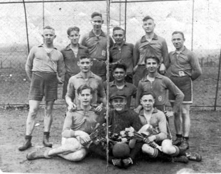 Feldhandballmannschaft