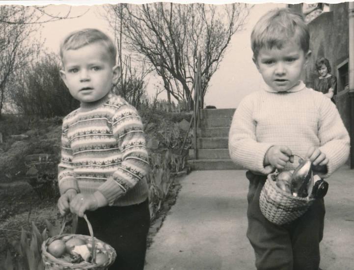 Eier, Ostern, Suche