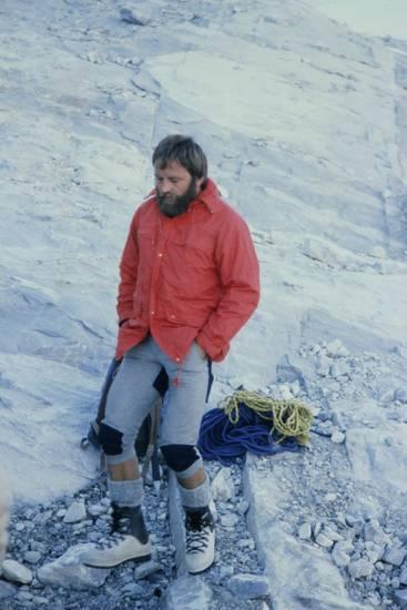 ausrüstung, schnee, Seil