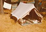 Zeltlager des SV Preußen 07