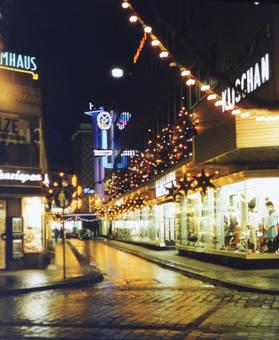 Weihnachten in Wuppertal