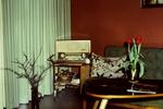 Wohnzimmer 1960er Jahre.