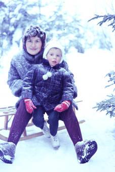 Winterberg im Schnee