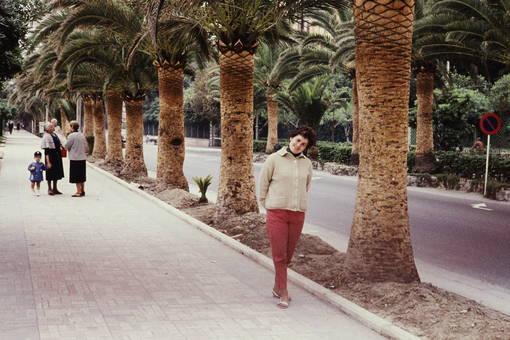 Riviera, Italien (Mai 1961)
