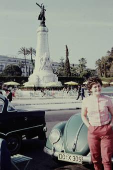 Statue von Nizza.