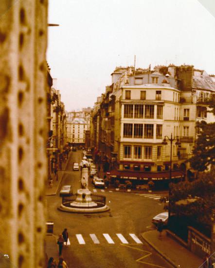 Paris, verkehr