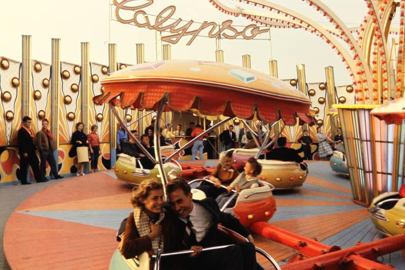 Calypso, Fahrgeschäft, münchen, Oktoberfest
