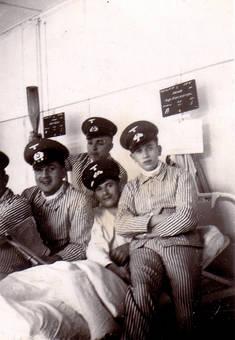 Wehrmacht Krankenstation