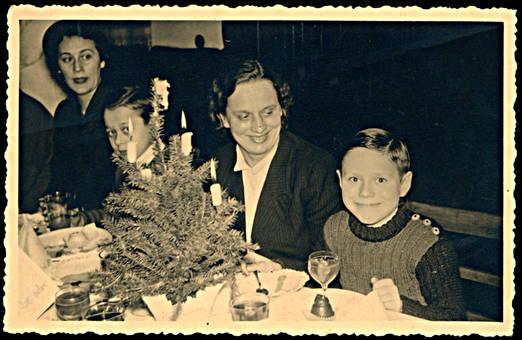 Weihnachten 1952