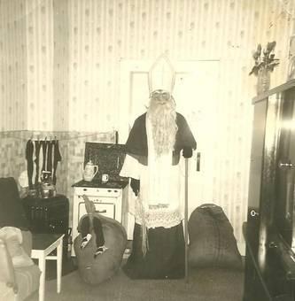 Nikolaus in den 60gern