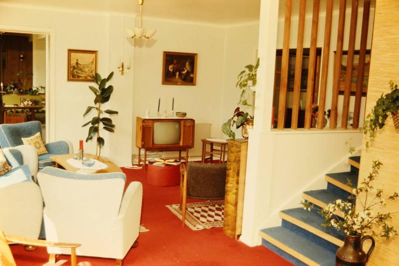 einrichtung, Fernseher, Möbel, sessel, tv, wohnzimmer