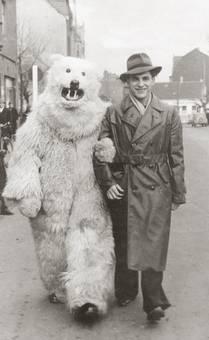Onkel und Eisbär