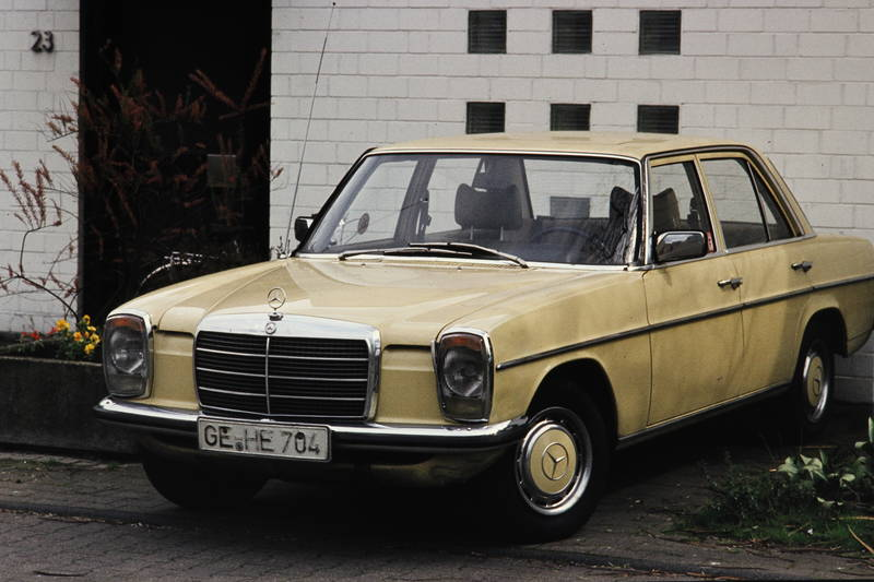 auto, Mercedes-Benz, Mercedes-Benz /8, PKW