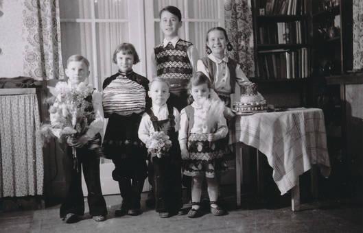 Enkelkinder gratulieren