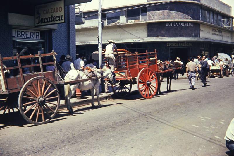 havanna, karren, Kuba, Kutsche, Pferd, Pferdewagen, straße