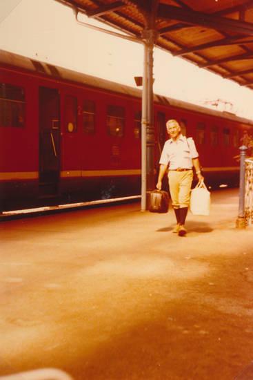 Bahngleis, bahnhof, Gleis, reise, zug