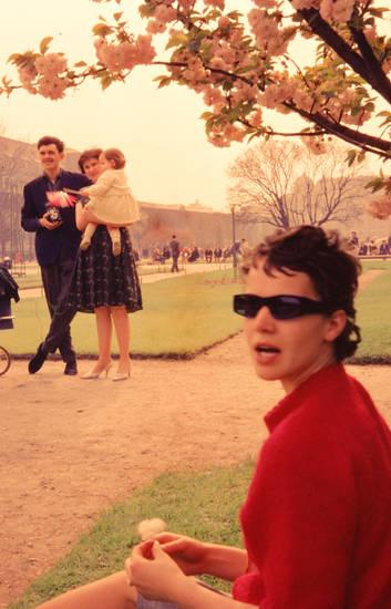 Brille, Paris, park