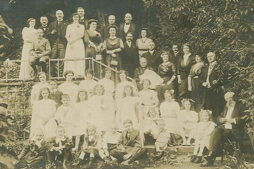Familienfoto 1913