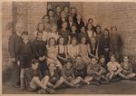 Schulklasse in Köln-Sürth