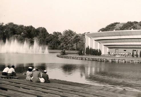 Westfalener Wassershow