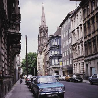 Hochstadenstraße