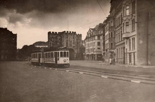 Hahnentor in Köln