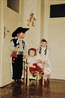 Karnevalsverkleidung