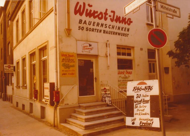 bauernschinken, bauernwurst, bielefeld, Jubiläum, wurst-inno