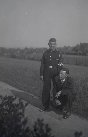 anzug, hakenkreuz, hakenkreuzbinde, Nationalsozialismus, Uniform