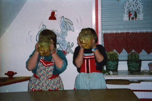 Rübenmasken