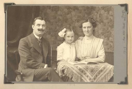 Familie der Johanne Metzler