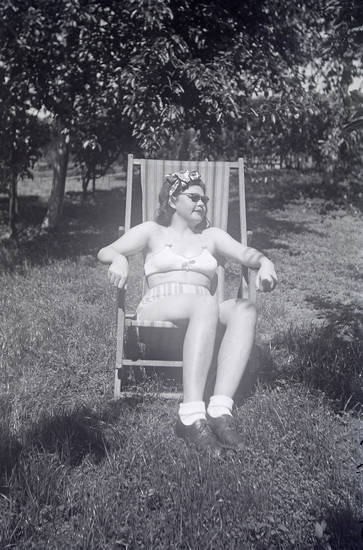 Liegestuhl, Sonne, Sonnenbad, sonnenbrille
