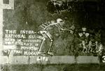 Anti-Atomkraft-Graffiti