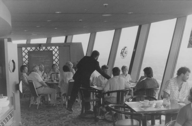 Fernsehturm Köln Restaurant