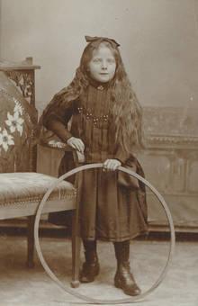 Mädchen 1913