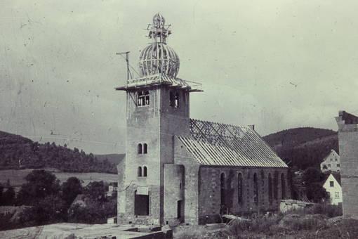 Evangelische Kirche in Eisern