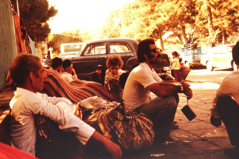 auto, Fotoapparat, Sonnebrille, Straßenrand