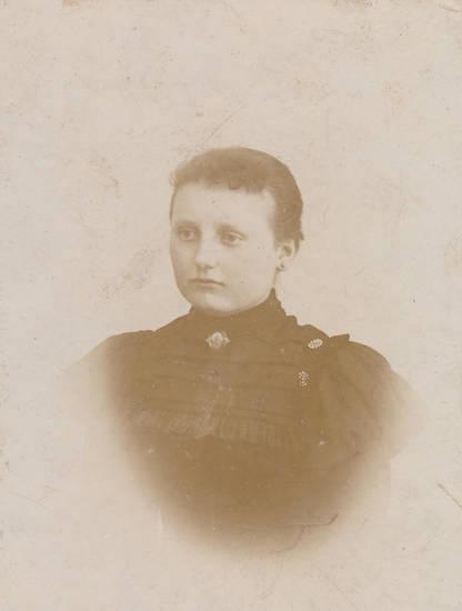 1910er, frau, porträt
