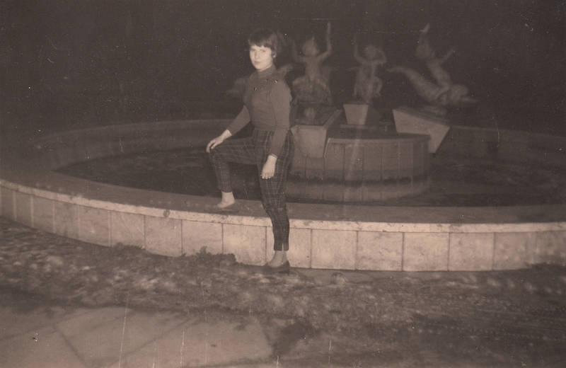 Gerlingbrunnen, karohose, köln, mädchen