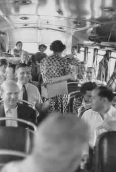 Eine Busfahrt