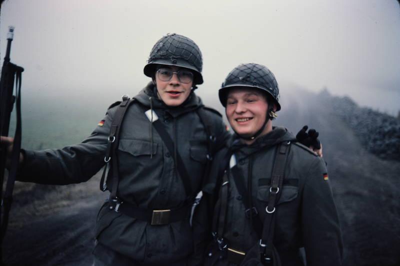 Bundeswehr, soldat