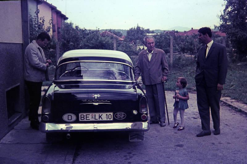 auto, Beckum, familie, Kennzeichen