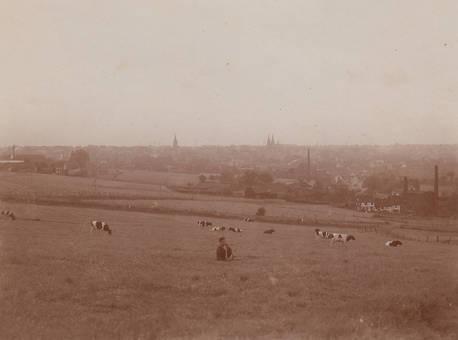 Sicht auf Köln