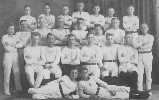 Gruppenbild TSV Gut-Heil