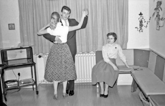 Tanzübungen