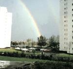 Regenbogen über Köln-Riehl